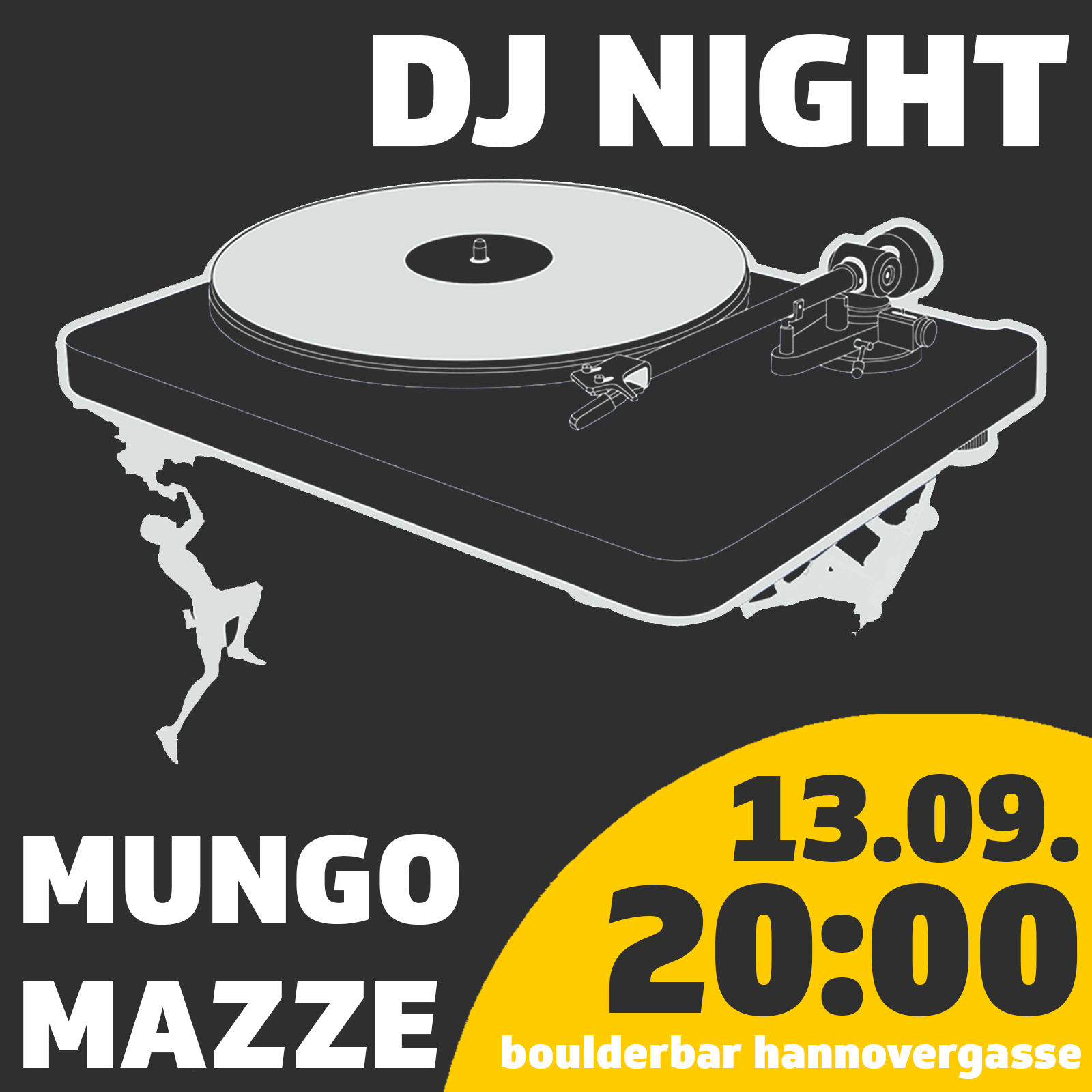 Friday DJ-Night feat. MUNGO & MAZZE